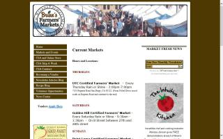 Point Loma Certified Farmers Market