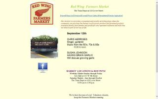 Red Wing Area Farmers Market Association