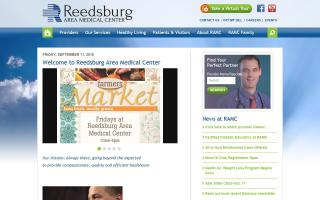 Reedsburg Area Medical Center Farmer's Markets