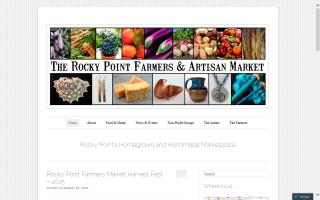 Rocky Point Farmers and Artisans Market