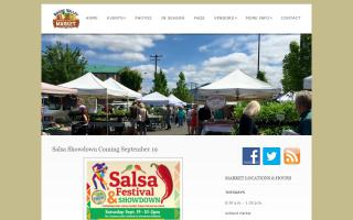 Rogue Valley Growers & Crafters Market