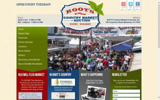 Roots Country Market and Auction