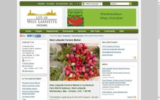 Sagamore West Farmers Market