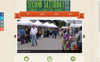 Second Saturday Farmers & Crafters Market