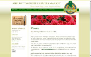 Shelby Twp Farmers Market