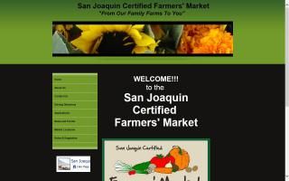 Stockton Downtown Certified Farmers Market