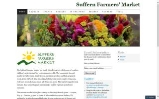 Suffern Farmers' Market