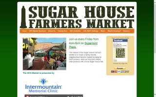 Sugar House Farmers Market
