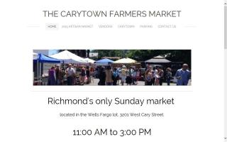 The Carytown Farmers Market