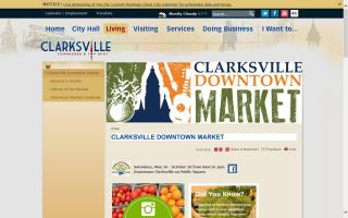 The Clarksville Downtown Market