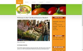 The Coit Road Farmers Market