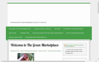 The Green Marketplace