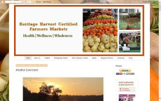 The Heritage Harvest Certified Farmers Market