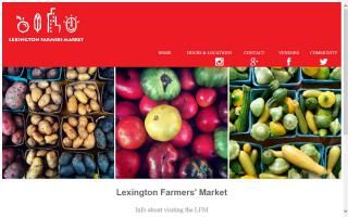 The Lexington Farmers' Market