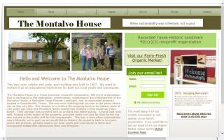 The Montalvo House Community Market
