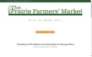 The Prairie Farmers' Market