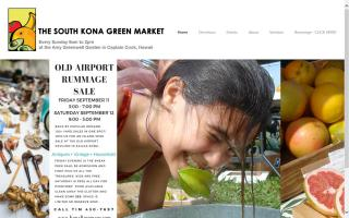 The South Kona Green Market