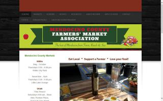 Ukiah Saturday CFM