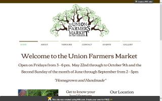 Union Farmers Market