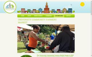 University Community Farmers Market