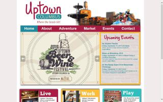 Uptown Columbus Market Days