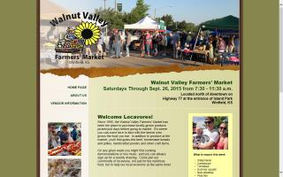 Walnut Valley Farmers' Market