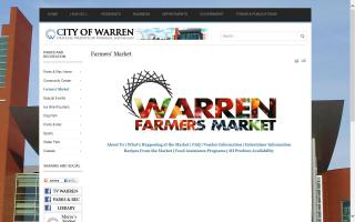 Warren Farmers Market