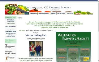 Wellington Farmers Market