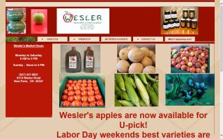 Wesler Orchards & Farm Market