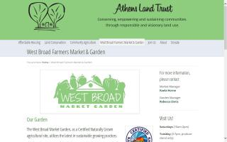 West Broad Farmers Market