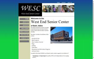 West End Senior Center Wednesday Farmer's Market