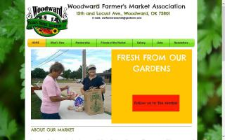 Woodward Farmers' Market Association
