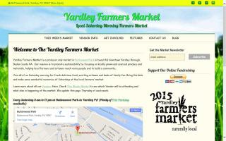 Yardley Farmers Market