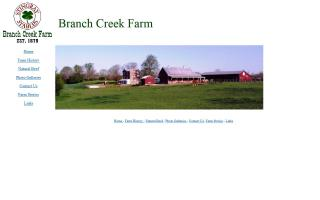 Branch Creek Farm