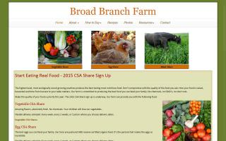 Broad Branch Farm