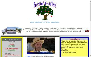 Bacchini's Fruit Tree