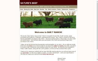 Bar T Ranch