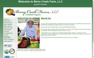 Berry Creek Farm, LLC.