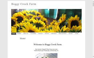 Boggy Creek Farm