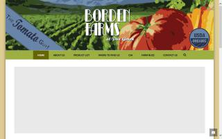 Borden Farms