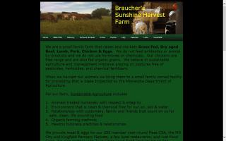 Braucher's Sunshine Harvest Farm