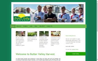 Butter Valley Harvest