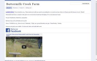 Buttermilk Creek Farms