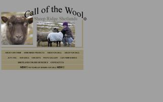 Call of the Wool