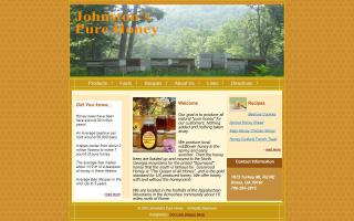 Johnston's Pure Honey
