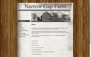 Narrow Gap Farm
