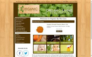 Organic By The Case