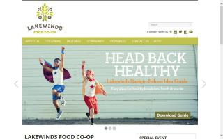 Lakewinds Natural Foods
