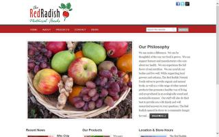 The Red Radish Natural Foods