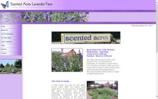 Scented Acres Lavender Farm